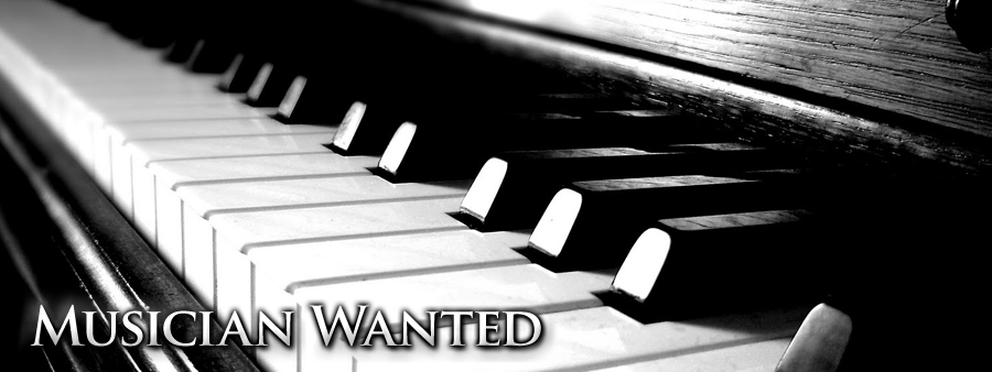 Musician Wanted